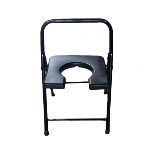Metal Commode Chair