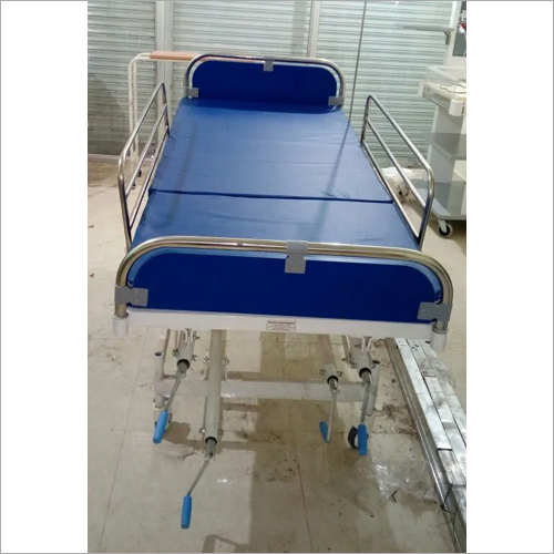 ICU Bed With Wooden Panel