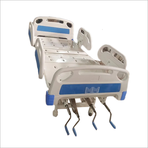4 Function ICU Manual Bed