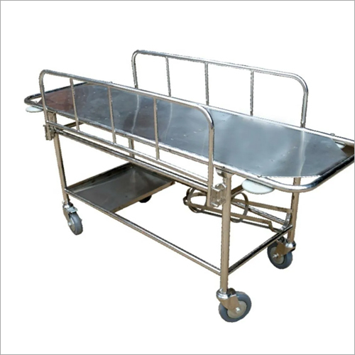 MRI Compatible Stretcher Trolley