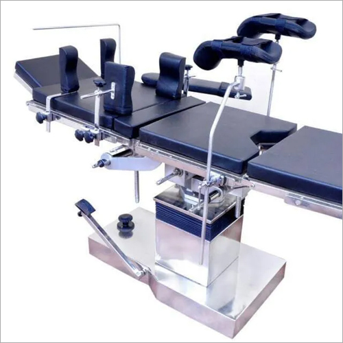 OT Table Manual With Attachment