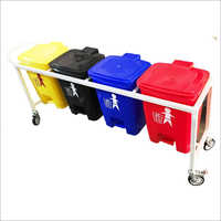 Bio Waste Trolley