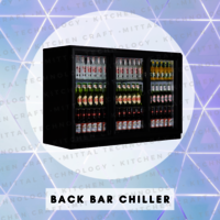 Back Bar Chiller