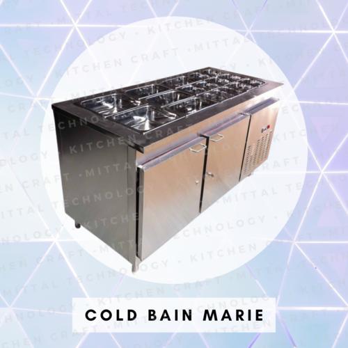 Cold Bain Marie