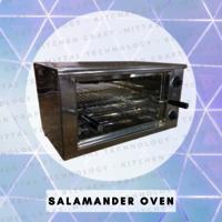 Salamander Oven