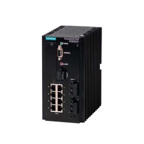 Siemens Ruggedcom RS900GP Small Form Factor Managed Ethernet switch