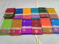 Arani Semi Silk Fancy Saree
