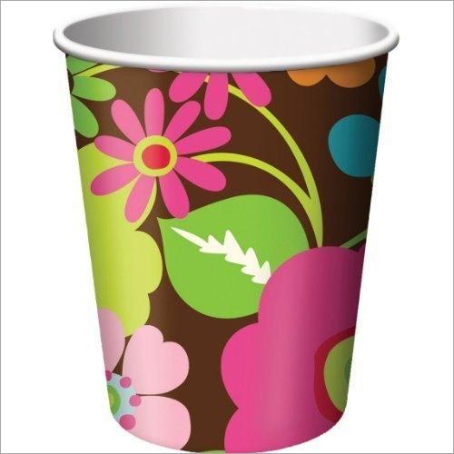 Designer Print Paper Cup