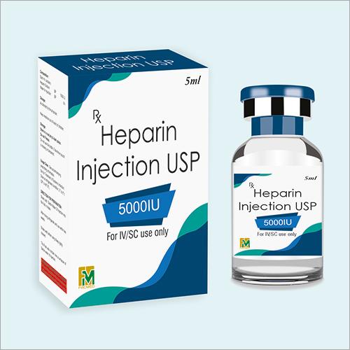 Heparin 5000iu Injection