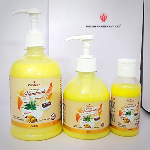 Piekleen Herbal Anti-Bacterial Lemon Hand Wash