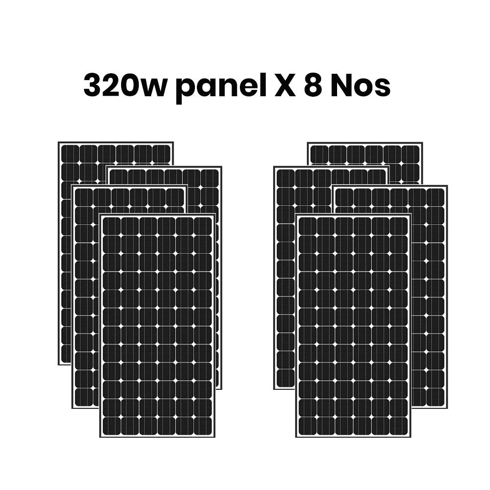 2 Ton Solar Air conditioner