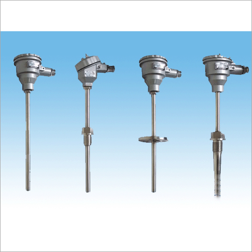 Industrial Resistance Temparature Detectors Thermocouples