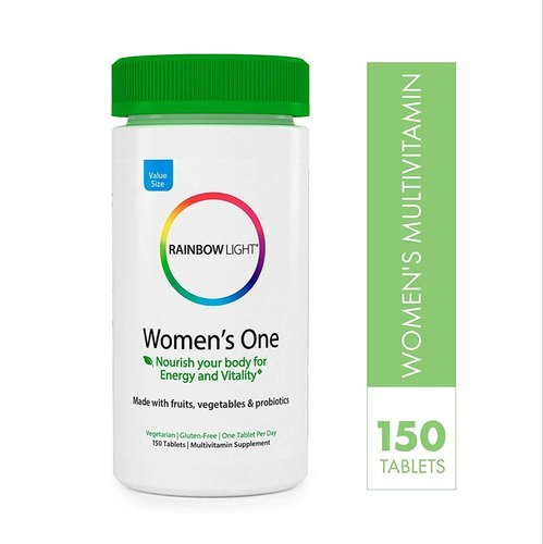 Rainbow Light Womens One Multivitamin 150 Tab