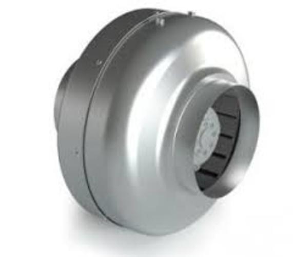 Inline Circular Fan