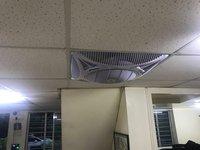 False Ceiling Mounted Recessed Cassete Fan