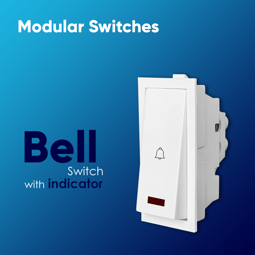 Bell switch with Indicator