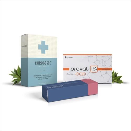 Pharma Customized Packaging Box