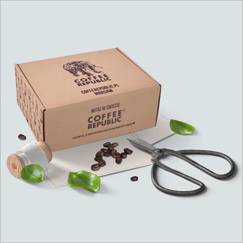 Coffee Beans Corrugated Box