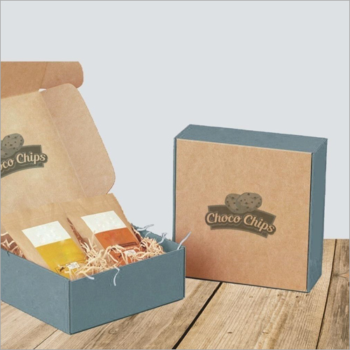 Choco Chips Corrugated Box