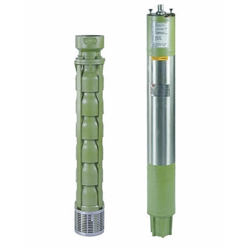 Texmo Model Borewell Submersible Pump