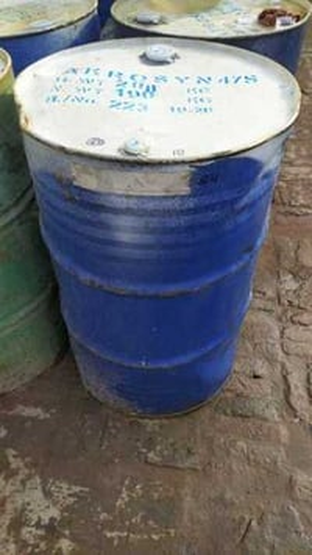 Medium Oil Alkyd Resin Akrosyn 47S