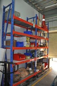 Medium Duty Shelving Racks