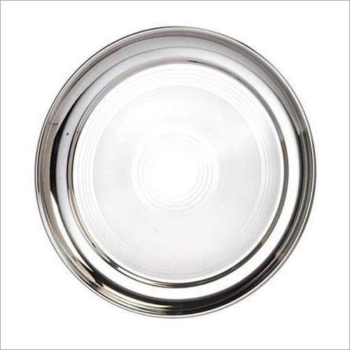 15 Inch SS Round Dinner Plate