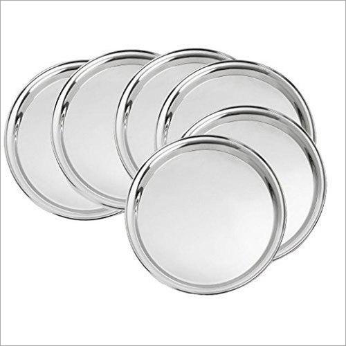 12 Inch SS Dinner Plate
