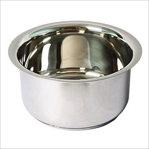Karnavati Stainless Steel Tope