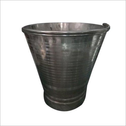 10 L Stainless Steel Bucket