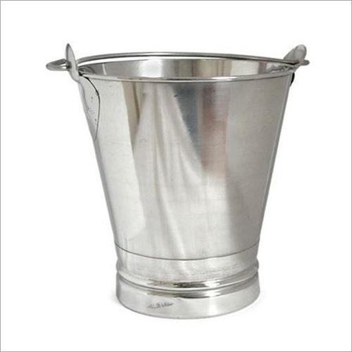 8 L Stainless Steel Bucket