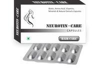 Biotin, Amino Acids, Vitamins, Minerals & Natural Extract Capsules