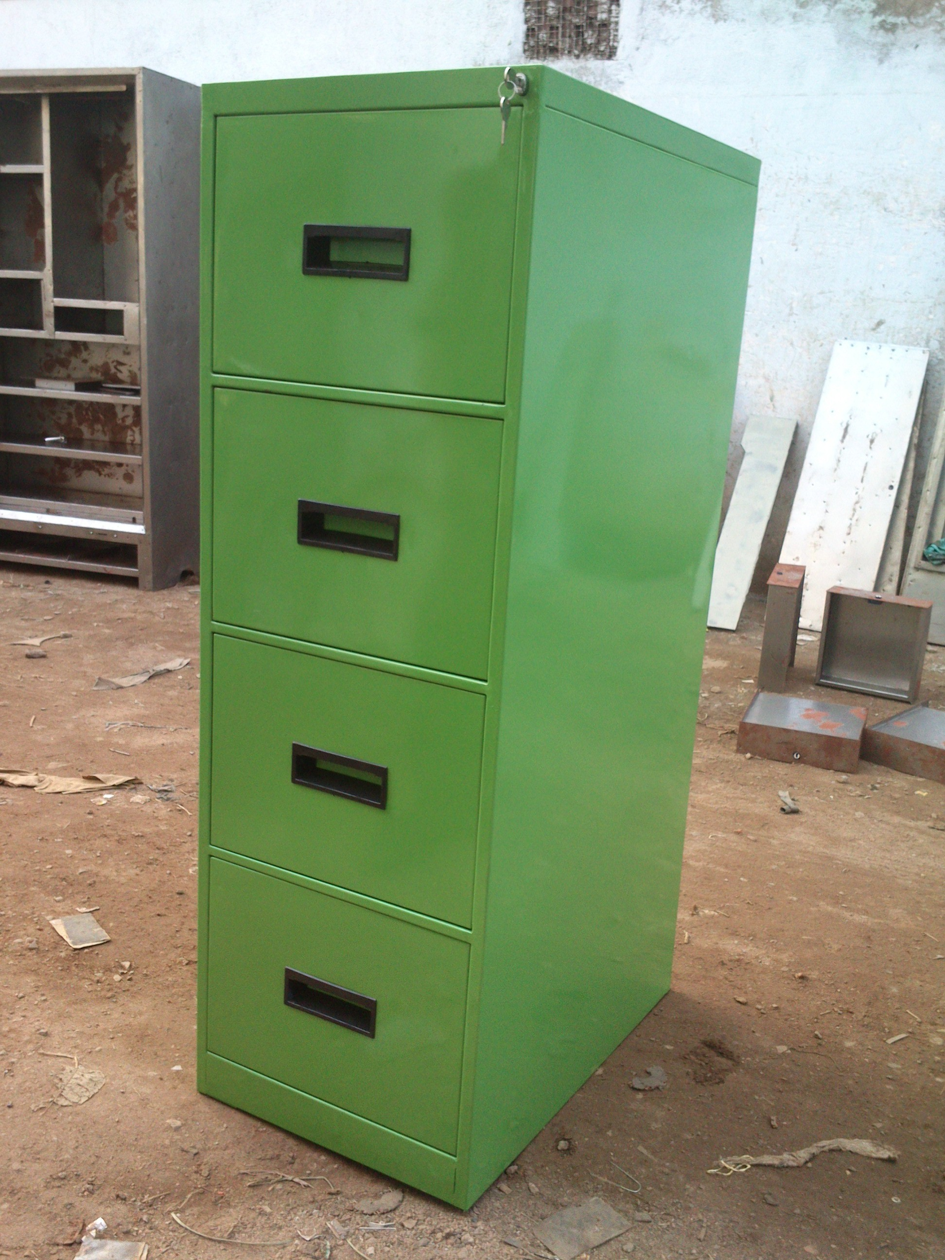 Steel Office and Industrial Furniture