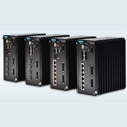 Siemens Ruggedcom RSG900R and RSG900C Family