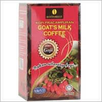 Goji Goat Milk Coffee