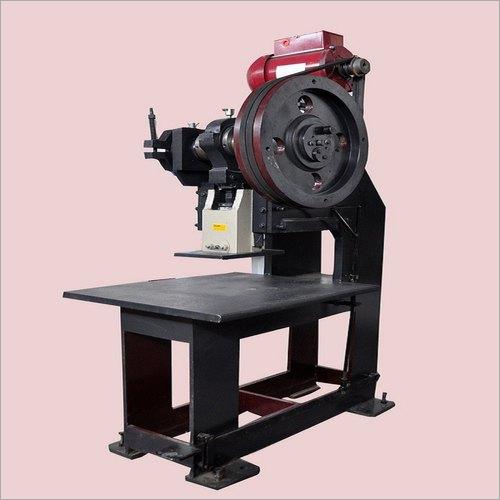 1 HP Hydraulic Chappal Making Machine