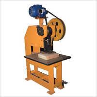 2 HP Hydraulic Chappal Making Machine