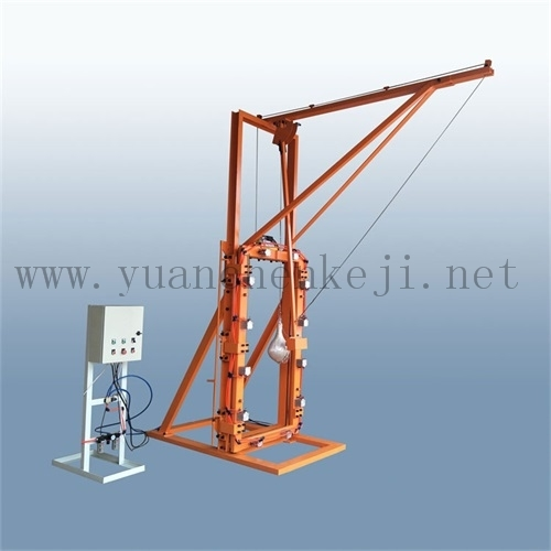 Safety Performance Test Equipment for Safety Glazing Materials Used in Buildings
