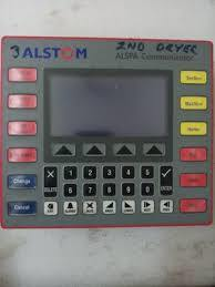 ALSTOM PLC & HMI