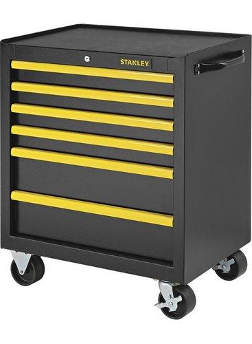 Stanley-6 drawer roller cabinet