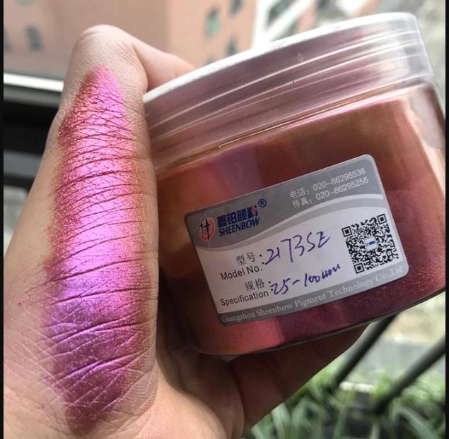 Sheenbow multi Chrome Powder