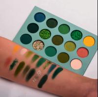 Beauty Glazed 60 Color Glitter Matte Eyeshadow