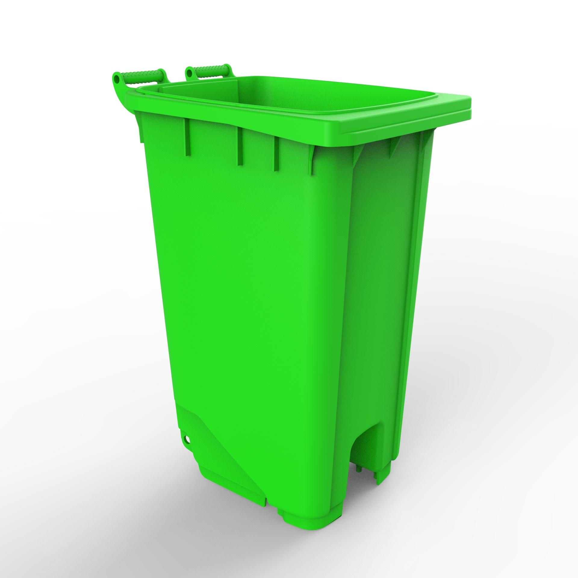 Plastic Outdoor Dustbin Mould