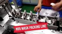 Face Masking Packing Line
