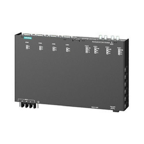 Siemens Ruggedcom RS400 Managed Ethernet Switch