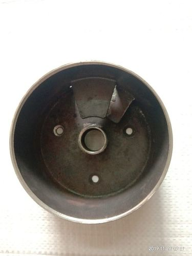 Round Steel Vadko Bowl