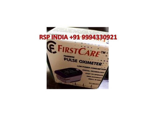 Firstcare Fingertip Pulse Oximeter