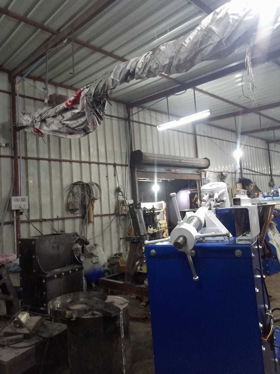 Fully Automatic Rotary Oil Machine
