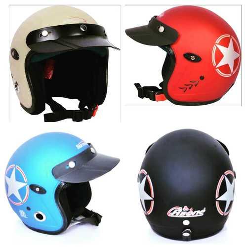 S-1 Peak Half Face Bike Helmet