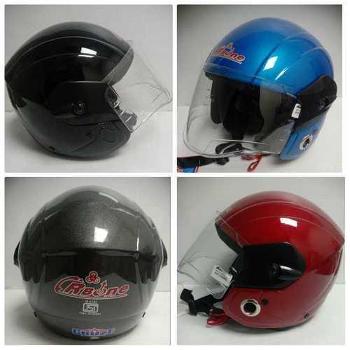 CRUZE Duro Open Face Bike Helmet